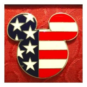 🇺🇸Disney Mickey USA Pin Brooch
